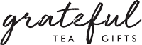 grateful tea gifts Logo